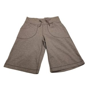 Lululemon Clam Diggers Drawstring Shorts